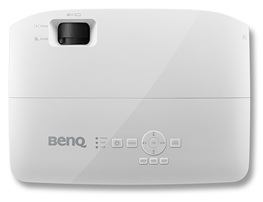 may chieu benq ms531 tren